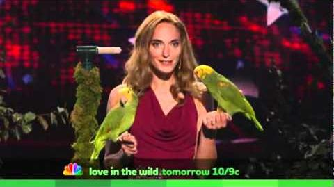 AMERICA'S GOT TALENT ECHO OF ANIMAL GARDENS Hollywood