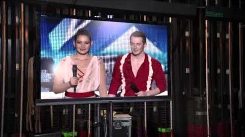 Duo Resonance - America's Got Talent 2013 Season 8 - Vegas Week