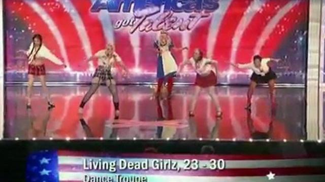 Magique Bazaar~ America's Got Talent 2010, auditions Portland Oregon