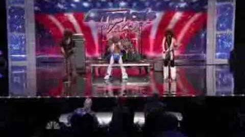America's Got Talent 2010 Audition 2 Le Freak