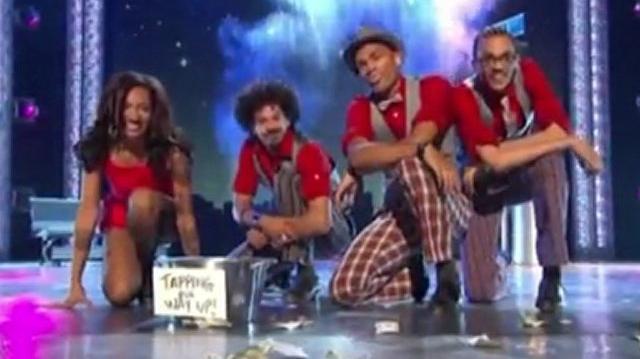 The Hot Shot Tap Dancers ~ America's Got Talent 2010, Top 48 Compete
