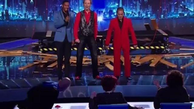 Jarrett & Raja, Wild Card ~ America's Got Talent 2012-0