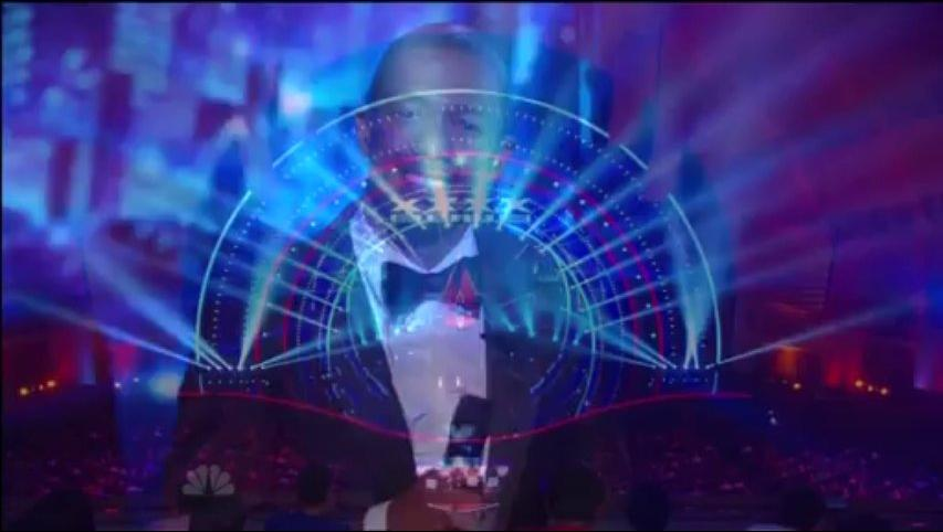 Branden James, Top 12 Live ~ Agt 2013