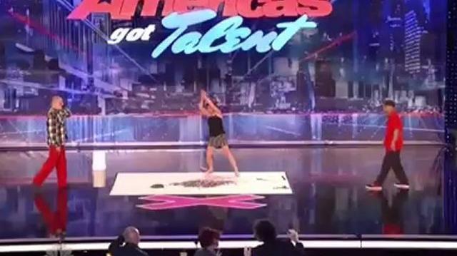 Cut Throat Freak Show & Eric Odditorium ~ America's Got Talent-0
