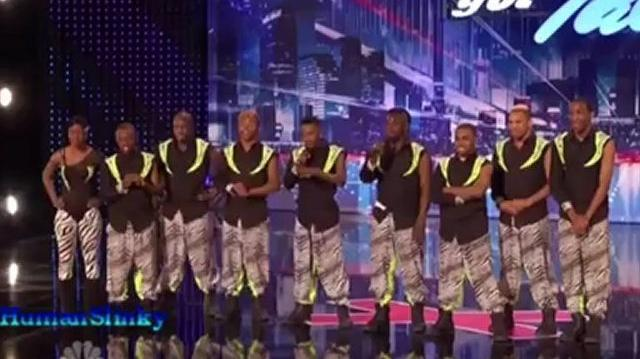 Loyalty Dance Crew ~ America's Got Talent 2012, Auditions St