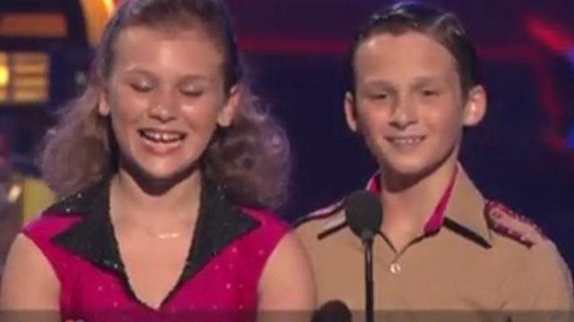 Anna and Patryk ~ America's Got Talent 2010, Top 48 Compete Week-4