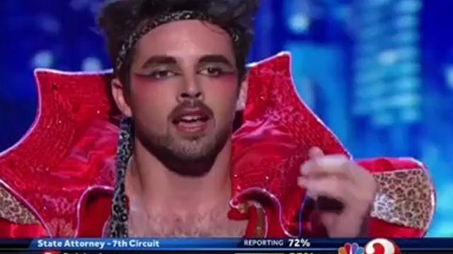 Romeo Dance Cheetah, YouTube Show ~ America's Got Talent 2012-0