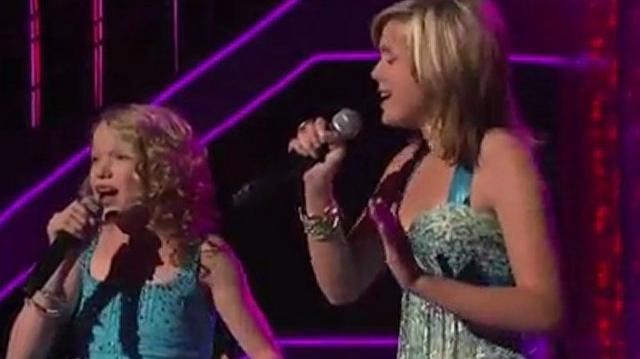 Christina and Ali ~ America's Got Talent 2010, Top 48 Compete