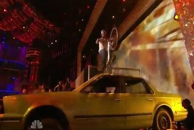 Jeremy Vanschoonhoven ~ America's Got Talent TOP 10