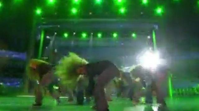 West Springfield Dance Team ~ America's Got Talent 2011 Wild