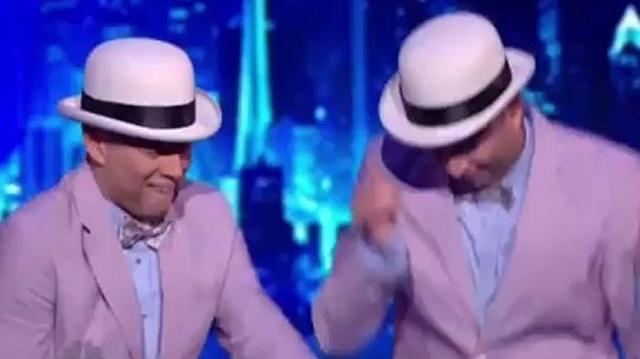 The Scott Brothers, Top 48 ~ America's Got Talent 2012 Q1-0
