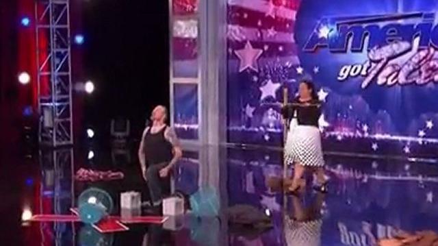 Captain & Maybelle, 38, 32 ~ America's Got Talent 2011, Atlanta Auditions-0