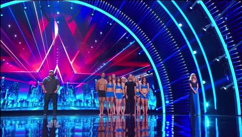 4 12 advance to The Finals ~ Agt 2013 Live