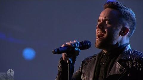 America's Got Talent 2016 Singer Brian Justin Crum Full Judge Cuts Clips S11E10
