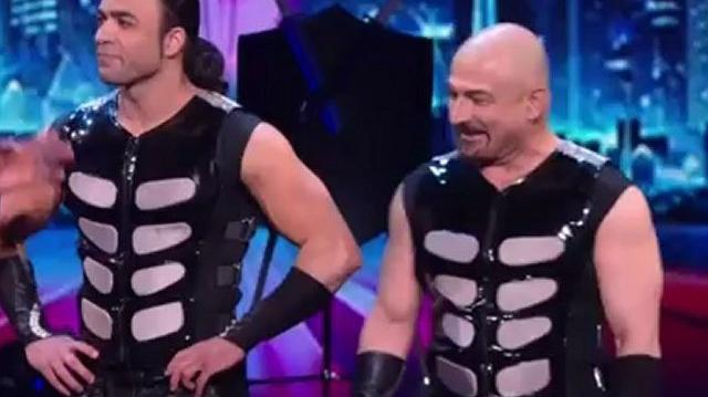 Bandbaz Brothers, Wild Card ~ America's Got Talent 2012-0