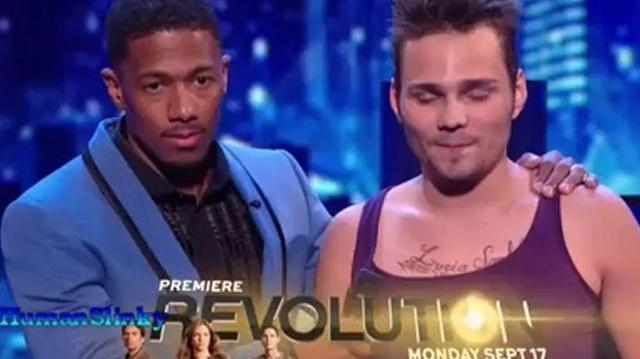 Cristin Sandu, Wild Card ~ America's Got Talent 2012-0