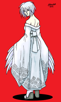 Yuki onna by shabazik-d7csaym