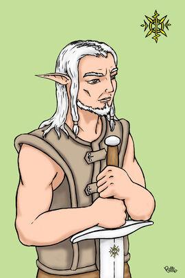 The elf character design by billie bonce-d355928