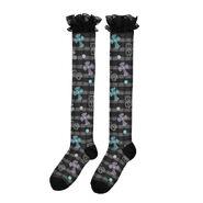 Loli gothic socks