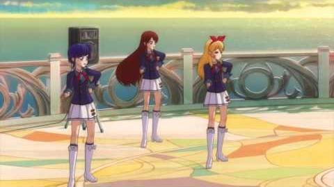 (HD)Aikatsu!-Soleil-Original Star☆彡 (The Movie)