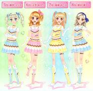 Aikatsu8 2015 members 2