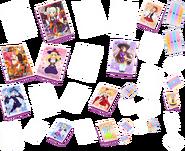 Photokatsu halloween cards