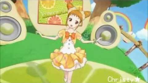 Aikatsu!-(episode 11) - Arisugawa Otome - Angel Snow