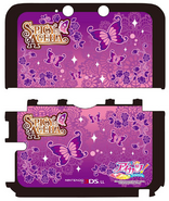 Spicy Ageha 3DS hard Cover
