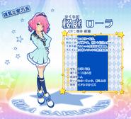 Laura Character Profile 1