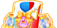 Shine Top Star Coord/Colorful Top Star Coord