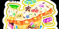 Data Carddass Aikatsu Stars! Part 1/Pop Cards