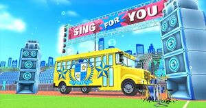 1, 2, Sing For You!