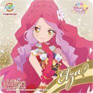 Elza Aikatsu Stars on Cafe Namco