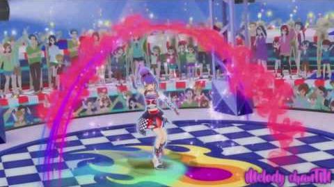 Aikatsu Stars!~ Tsubasa Kisagari - Dancing days Ep20