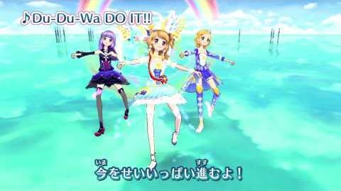 アイカツ!ミュージックビデオ『Du-Du-Wa DO IT!』をお届け♪