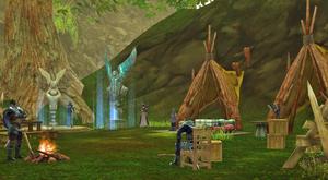 Melponeh's Campsite