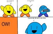 Comic 12: Lies of the world