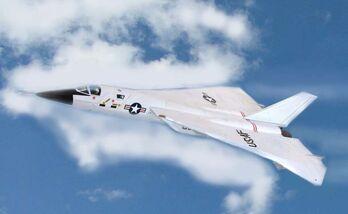 North American XF-108-Rapier