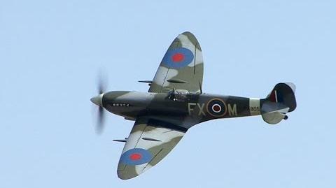 Supermarine Spitfire LF Mk IX TA805