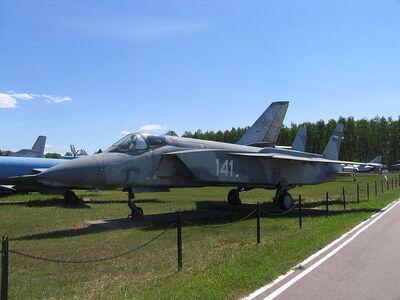 800px-Yak-141 VVS museum