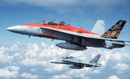 800px-CF-188B 410 Sqn with 60th anniversary paint