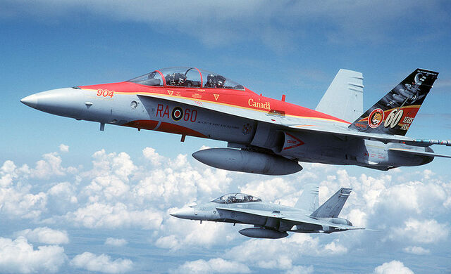 File:800px-CF-188B 410 Sqn with 60th anniversary paint.JPEG