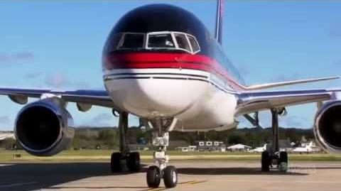 Donald Trump's Private Air Force One Plane Documentary 2016