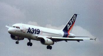 A319 F-WWDB