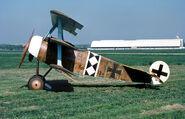 Fokker Dr. I USAF