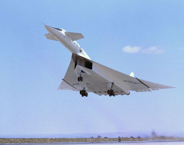 File:764px-North American XB-70 above runway ECN-792.jpg