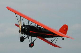 Bird Biplane 1931