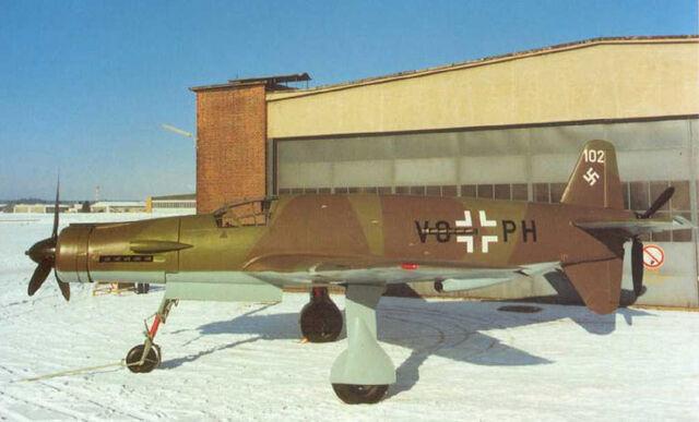 File:Dornier DO-335.jpg