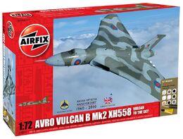 Avro vulcan packaging