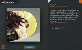 Yellow Vinyl Full